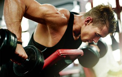 ​Weight Training Can Reduce Anxiety